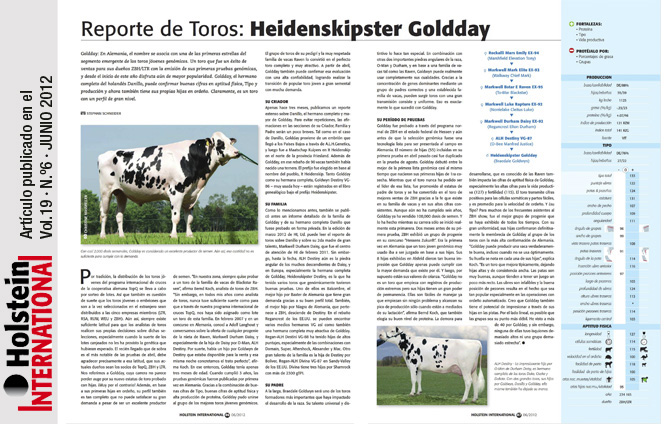 BAS·GGI | HOLSTEIN INTERNATIONAL | 635357 GOLDDAY